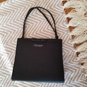 Kate Spade Black Evening Mini Handbag